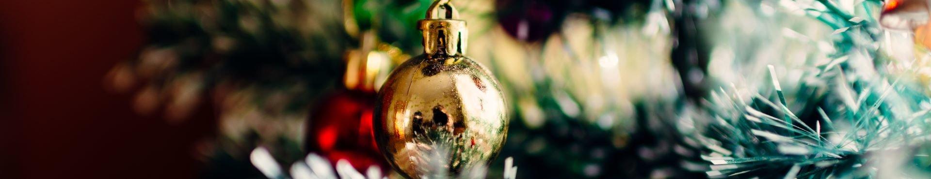 Christmas Bauble | Shine Lawyers