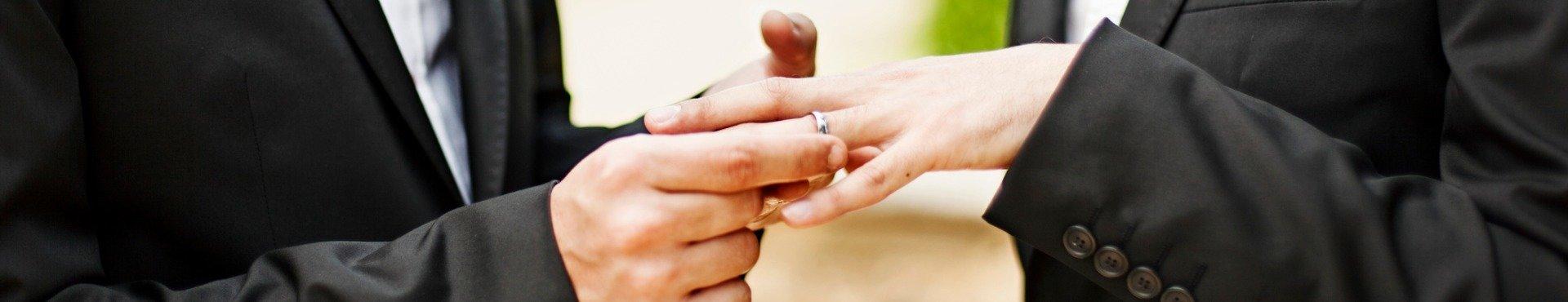 Same sex couple marriage | Shine Lawyers
